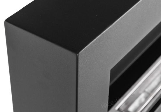Биокамин NiceHouse  <br> BOX 90х40 черный