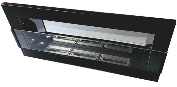 Биокамин NiceHouse зеркало <br> 90х40  со стеклом глянец