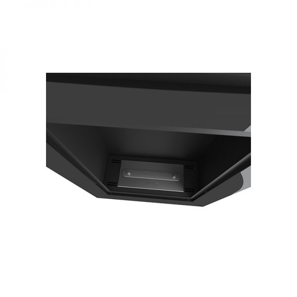 Биокамин Frame 550  <br> черный