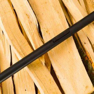Зажигалка каминная длина 18 см черная