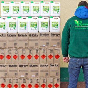 Биотопливо EcoLine (BIONLOV) 15 литров