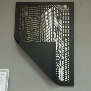 Биокамин Kratki PAPA Manhattan