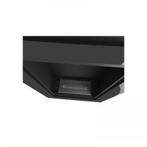 Биокамин Frame 550 черный
