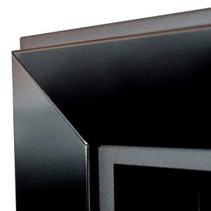 Биокамин Frame 120cm черный