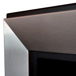 Биокамин Frame 180cm стальной