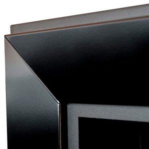 Биокамин Frame 90cm черный