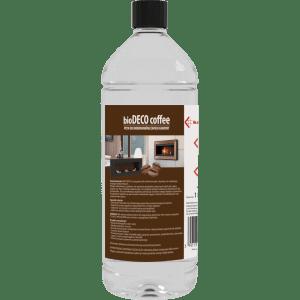 Биотопливо Kratki с запахом кофе 1L